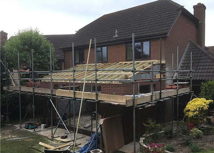 home extension hamble