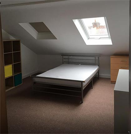 Loft and attic conversion